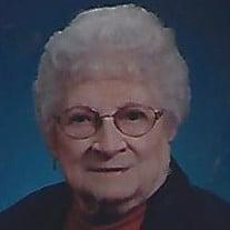 Mrs. Violet E. VanHorn