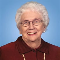 Mrs. Marie E. Thomas