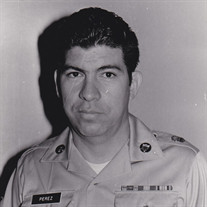 Mr Amos Perez