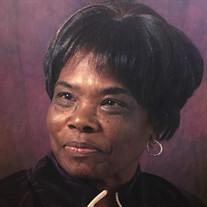 Mrs. Florine Watson Naylor