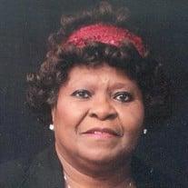 Mrs. Margaret Mae Hudson