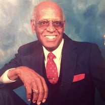 Rev.  Everett Wallace Johnson, Sr.