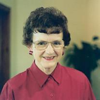 """Muriel Jean """"Jeanie"""" Bloom"""