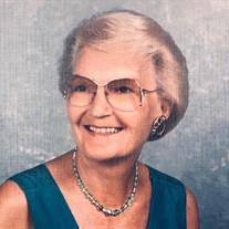 Frances Steffey Taylor