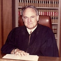 Judge Warren Francis Plunkett
