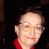 "Shirley ""Jean"" Rosenthal"