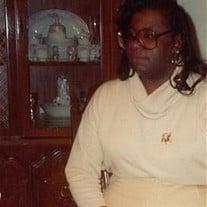 MRS. OPHELIA GANDY- WARE