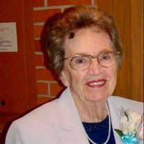 Gladys Mae Bengtson