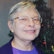 Sister Lela Mae Fenton