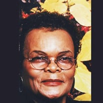 Mrs. Ellease Zenobia Odom