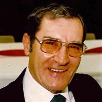 Harold James Geistman Sr.