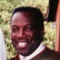 Pastor Roy  James Roberson Sr.