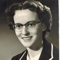 Mrs. Joyce Hayes