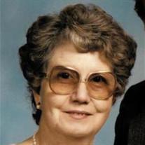 Hilda Verret Cheramie