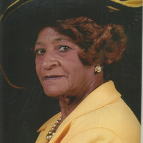 Ms. Willie Bell Kitchens-Morris