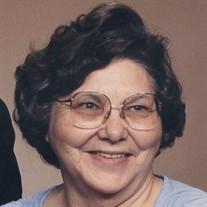 Agnes Ellen Goetzinger