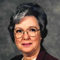 Mrs. Margaret Dorsett