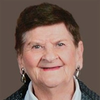 Patricia Ann Reinhart