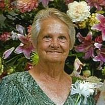 Peggy  Ann Peden