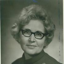 Nan Lou McCluney