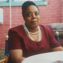 Yvonne  Iola  Henderson
