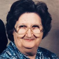 Mrs. Addie Marie Brown