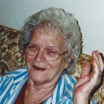 Mary Elizabeth Holbrook