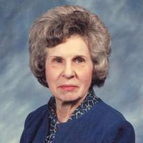 Yvonne A. Hubble