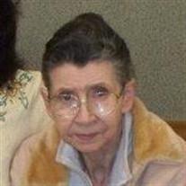 Mrs. Daphne Shannon Morehouse Gary