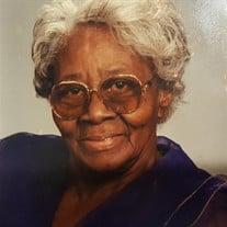 Ms. Rosie Lee Thomas