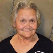 Mrs. Shirley Ann Kennedy Whitaker