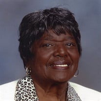 Deaconess Edith Williams Gregory