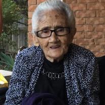 Maria Del Refugio Jimenez