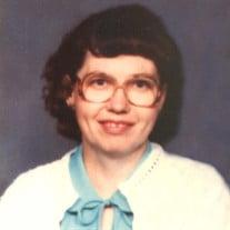 Mrs. Carol Jean Hoover
