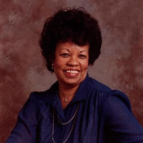 Mrs. Gladys Suber Tunstel