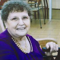 Vasie Yvonne Bradshaw
