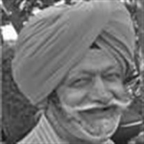 Mohinder Singh Gill