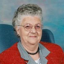 Edith Louise Whittaker McAdams