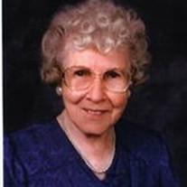 Dorothy Marie Fordyce Finch