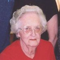 Helen Bernadine Sauerbier