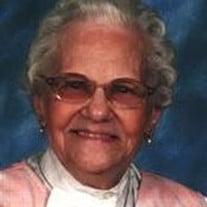 Mildred V. Saxsma