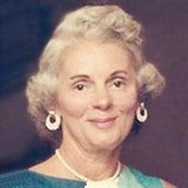 Mrs Martha Olive Walters