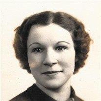 Treva Nadine Holt (Bolivar)