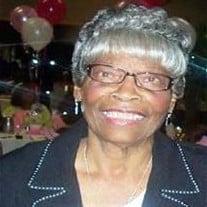 Mrs Cora Mae Ellis