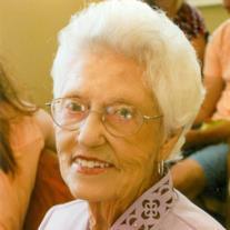 Margaret L Flowers