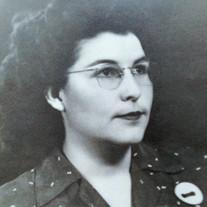 Johnnie Ellie Marshall