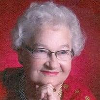 Bernice Farris Baumgardner
