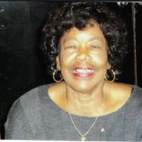 Mrs. Sarah Mae Nichols