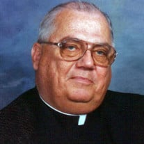 Rev. Lehr J. Barkenquest OSFS