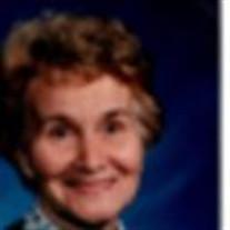 Alma Blanche Wentzel